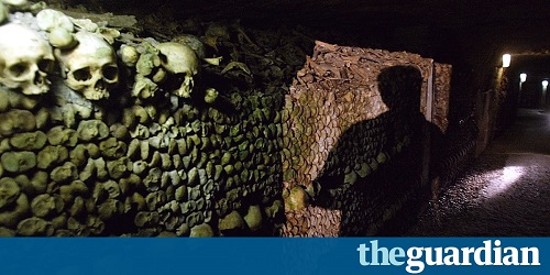 Lorong Catacombs.(The Guardian)