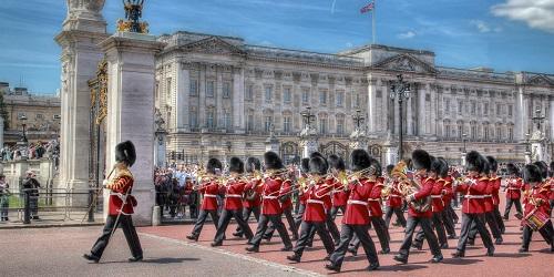 Istana Buckingham.(bbs)