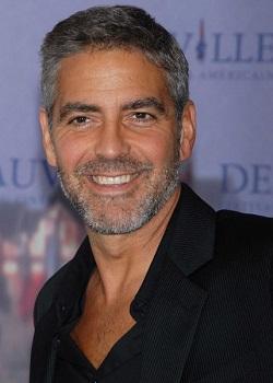 George Clooney.(bbs)
