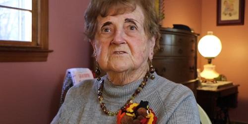 Grandma Lill.(thesun.co.uk)