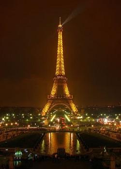 Menara Eiffel.(bbs)