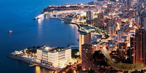 Monte Carlo, Monako.(bbs)