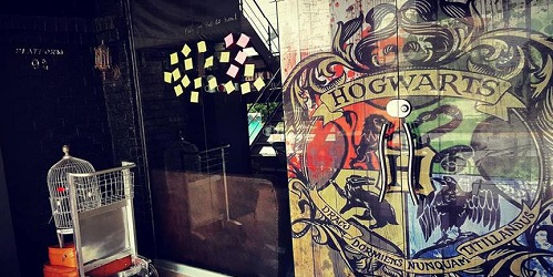 The Hogwarts Cafe.(gnews)
