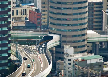 The Gate Tower, Osaka.(bbs)