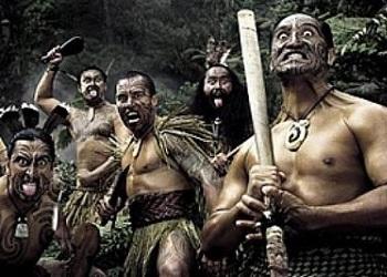 Maori, Selandia Baru.(bbs)