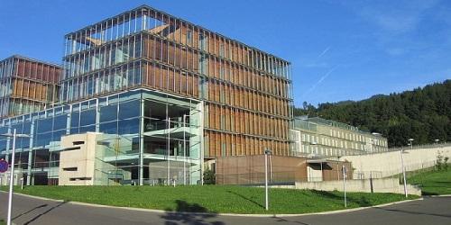 Justizzentrum Leoben, Austria.(bbs)