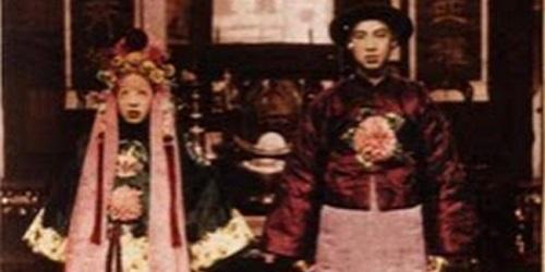 Tradisi pernikahan hantu.(bbs)