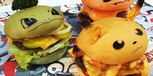 Burger Pokemon.(bbs)