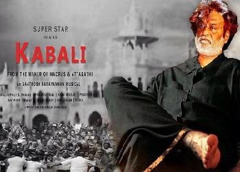 Film Kabali, Rajinikanth.(bbs)