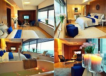 One Room Hotel, Ceko.(bbs)