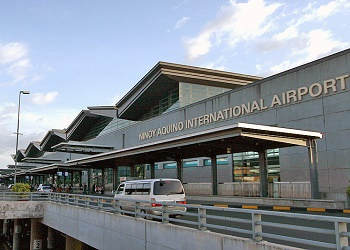 Manila Ninoy Aquino International Airport.(bbs)