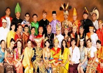 Bangsa Indonesia dikenal ramah & hangat.(bbs)