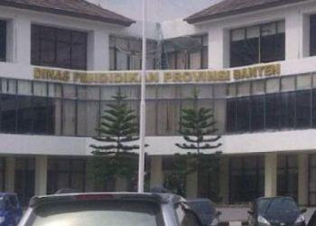 Gedung Dinas Pendidikan Provinsi Banten(bbs)