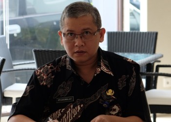 Kepala BPTI Setda Kota Tangsel, Aplahunnajat.(yud)