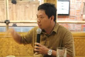 Badrusalam, Komisioner KPU Tangsel.(bbs)