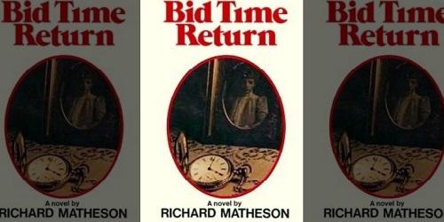 Buku berjudul 'Bid Time Return' yang baru dikembalikan.(foxnews)