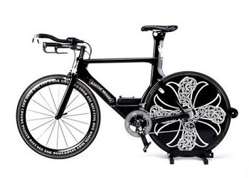 Chrome Hearts x Cervelo.(bbs)