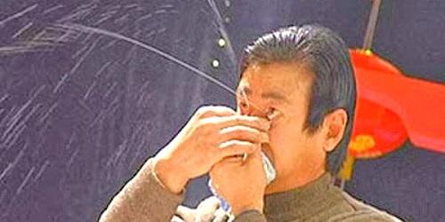 Ru Anting, melukis dengan air mata.(nationcalling.in)