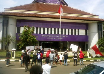 Kantor DPRD Kabupaten Tangerang.(bbs)