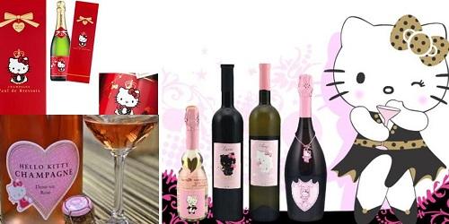 Hello Kitty Wine.(bbs)