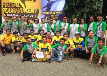 Soll Marina Cup 2016.(asri)