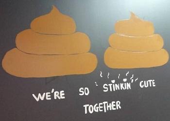 Poop Cafe.(bbs)