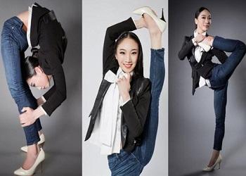 Berbagai pose Liu Teng.(gnews)
