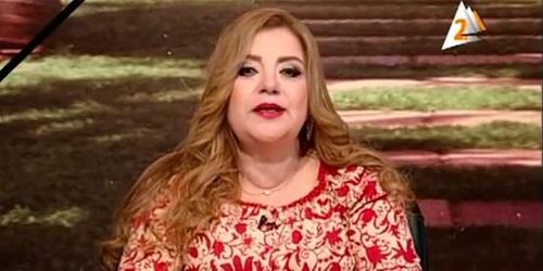 Salah satu pembawa acara yang diskors karena gemuk.(bbs)
