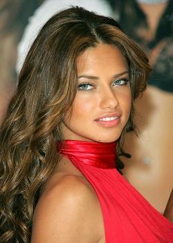 Adriana Lima.(bbs)