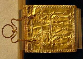Etruscan Gold Book.(bbs)