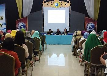 Seminar parenting Syafana Islamic School Parafiso Gading Serpong.(asri)