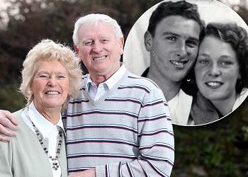Eileen dan Warner Billington (dailymail.co.uk)