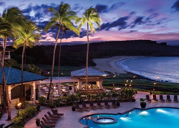 Lanai Island, Hawaii.(bbs)