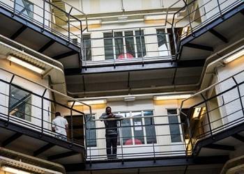 Salah satu penjara di Belanda (uniqpost.com)