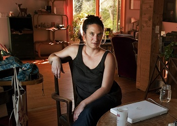 Tanja Alexia Hollander. (bbs)