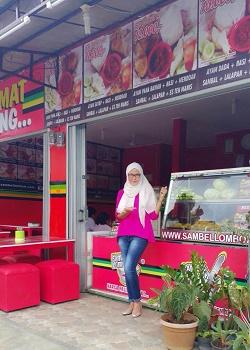 Sambel Lombok Pamulang.(asri)