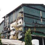 Ledakan Pabrik Kimia di Kota Cilegon Terbangkan Atap
