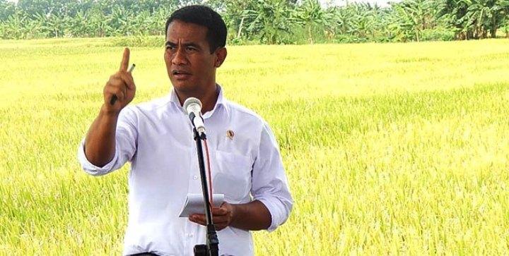 Menteri Pertanian Andi Amran Sulaiman Kabar6com