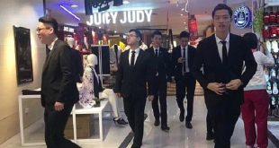Kabar6-Sebuah pusat perbelanjaan atau mall di Tiongkok memiliki trik unik  untuk membuat para wanita yang berbelanja di sana tidak merasa kesepian. 5517ed39da